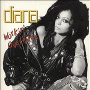 Click here for more info about 'Diana Ross - Workin' Overtime - Factory Sample'