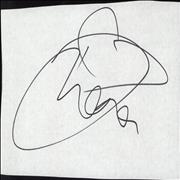 Click here for more info about 'Diana Vickers - Autograph'