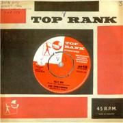 "Dick Charlesworth And His City Gents Billy Boy UK 7"" vinyl"