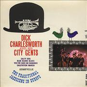 """Dick Charlesworth And His City Gents Dick Charlesworth And His City Gents Denmark 7"""" vinyl"""