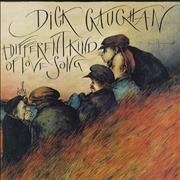 Click here for more info about 'Dick Gaughan - A Different Kind Of Love Song'