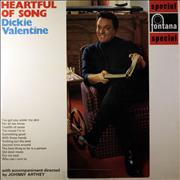 Click here for more info about 'Dickie Valentine - Heartful Of Song'