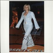 Click here for more info about 'Autographed Photo'
