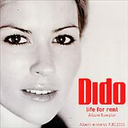 Click here for more info about 'Dido - Life For Rent - Album Sampler'