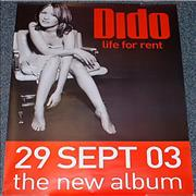 Click here for more info about 'Dido - Life For Rent'