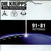 Click here for more info about 'Die Krupps - 91-81 Past Forward'
