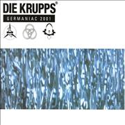 Click here for more info about 'Die Krupps - Germaniac 2001'