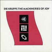 Click here for more info about 'Die Krupps - The Machineries Of Joy'
