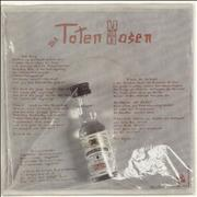 Click here for more info about 'Die Toten Hosen - Bommerlunder / Opel Gang'
