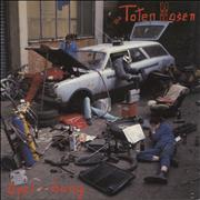 Click here for more info about 'Die Toten Hosen - Opel-Gang + Insert'
