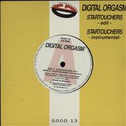 Click here for more info about 'Digital Orgasm - Startouchers - Die-Cut Sleeve'