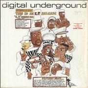 Click here for more info about 'Digital Underground - This Is An E.P. Release + Shrink'