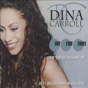 Click here for more info about 'Dina Carroll - One, Two, Three'