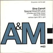 Click here for more info about 'Dina Carroll - Special Kind Of Love - C&C Mixes'