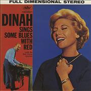 Click here for more info about 'Dinah Shore - Dinah Sings Some Blues With Red'