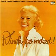 Click here for more info about 'Dinah Shore - Dinah, Yes Indeed!'