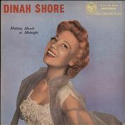 Click here for more info about 'Dinah Shore - Holding Hands At Midnight'
