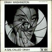 Click here for more info about 'Dinah Washington - A Gal Called Dinah'