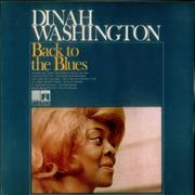 Click here for more info about 'Dinah Washington - Back To The Blues'