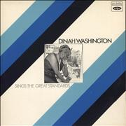 Click here for more info about 'Dinah Washington - Sings The Great Standards'