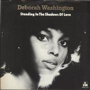 Click here for more info about 'Dinah Washington - Standing In The Shadows Of Love - Gold Vinyl + Sleeve'