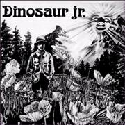Click here for more info about 'Dinosaur Jr - Dinosaur - red label'