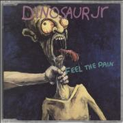 Click here for more info about 'Dinosaur Jr - Feel The Pain'