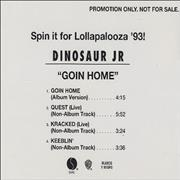 Click here for more info about 'Dinosaur Jr - Goin Home'