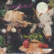 Click here for more info about 'Dinosaur Jr - I Don't Think So - Green Vinyl'