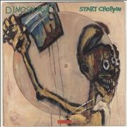 Click here for more info about 'Dinosaur Jr - Start Choppin - EX'