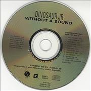 Click here for more info about 'Dinosaur Jr - Without A Sound'