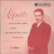 Click here for more info about 'Dinu Lipatti Plays Bach'