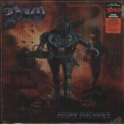 Click here for more info about 'Dio - Angry Machines - 180gm Vinyl + Lenticular - Sealed'