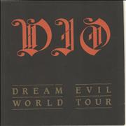 Click here for more info about 'Dio - Dream Evil World Tour'