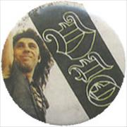 Click here for more info about 'Dio - Ronnie Button Badge'