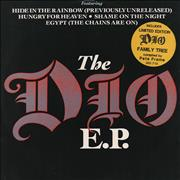 Click here for more info about 'Dio - The Dio EP + Family Tree'