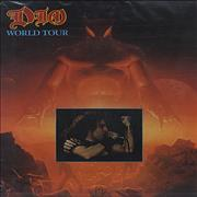 Click here for more info about 'Dio - Tour Programme - Demon Cover'
