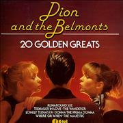 Click here for more info about 'Dion - 20 Golden Greats'