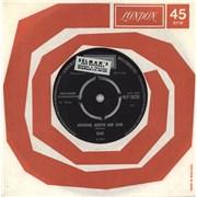"Dion Abraham, Martin And John UK 7"" vinyl"