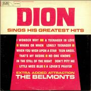 Click here for more info about 'Dion - Dion's Greatest Hits'