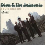 Dion Together Again UK vinyl LP