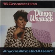 Click here for more info about 'Dionne Warwick - 16 Greatest Hits'