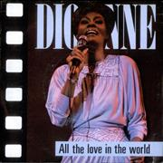 Click here for more info about 'Dionne Warwick - All The Love In The World'