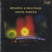 Click here for more info about 'Dionne Warwick - Broadway & Hollywood'