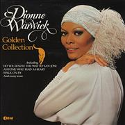Click here for more info about 'Dionne Warwick - Golden Collection'