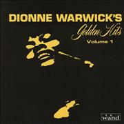 Click here for more info about 'Dionne Warwick - Golden Hits Volume 1'