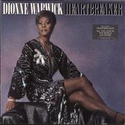 Click here for more info about 'Dionne Warwick - Heartbreaker - Stickered Sleeve'