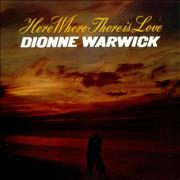 Click here for more info about 'Dionne Warwick - Here Where There Is Love'
