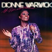 Click here for more info about 'Dionne Warwick - Hot! Live And Otherwise'