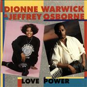 Click here for more info about 'Dionne Warwick - Love Power'